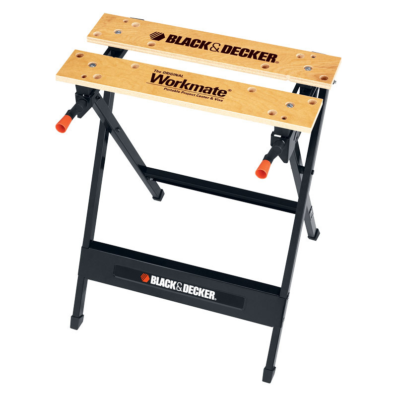 Mesa de trabajo WM125 Black & Decker